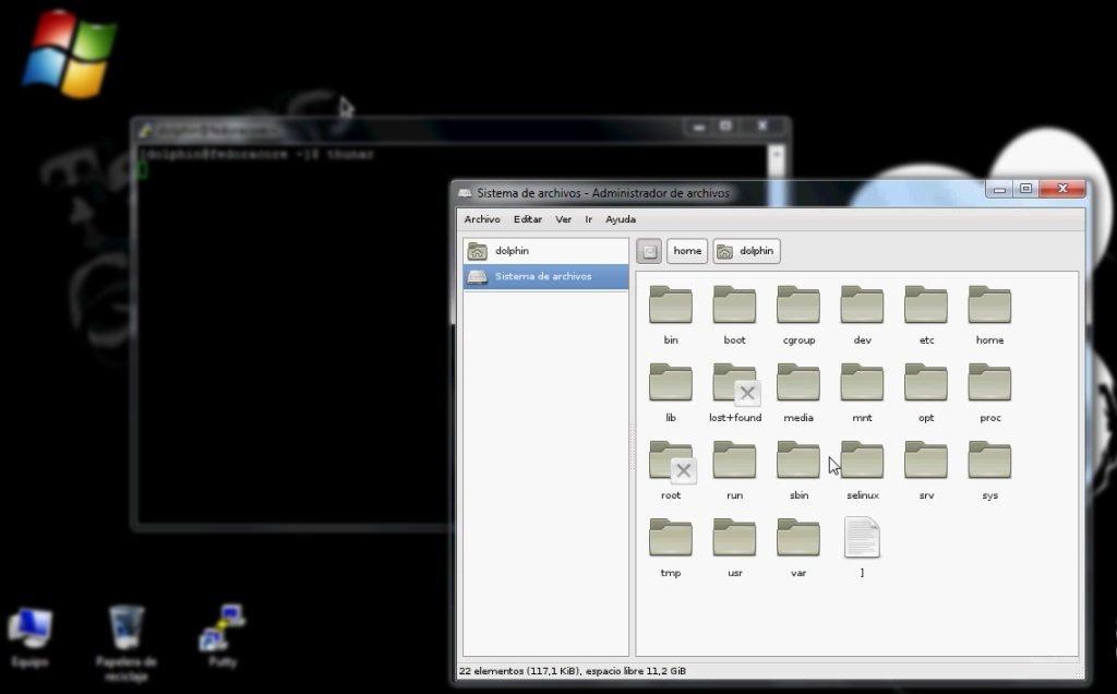 """""""X11 forwarding"""" desde Linux hacia Windows"""