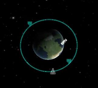 Enemigo en órbita