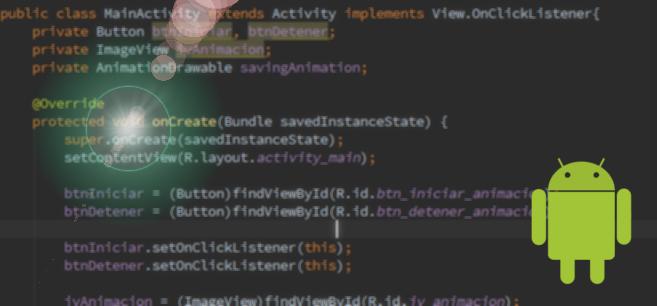"""Cabecera """"Creando una animación sencilla en Android"""""""
